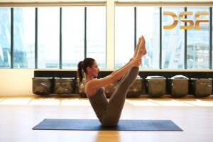 Dream Spa & Fitness Fourpoints By Sheraton'da Özel Pilates Dersi