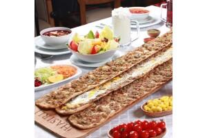 Hasırlı Konya Mutfağı Bahçeşehir'de 56 TL'lik Menüye 32 TL Ödemenizi Sağlayacak İndirim Kuponu Sadece 3 TL!