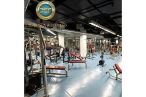 Dream Spa & Fitness Radisson Blue Airport'ta 1 veya 3 Aylık Fitness Üyeliği, Özel Ders, Masaj & SPA Kullanımı Paketleri