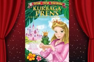 'Kurbağa Prens' Çocuk Tiyatro Oyunu Bileti