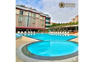 Beylikdüzü Bahira Suite Hotel'de Çift Kişilik 1 Gece Kahvaltı Dahil Konaklama Seçenekleri