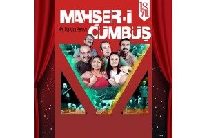 Mahşer-i Cümbüş Tiyatro Sporu Tiyatro Bileti
