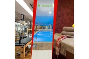 Holiday Inn Şişli Hotel Ni Thai Spa'da Fitness ve Havuz Üyeliği