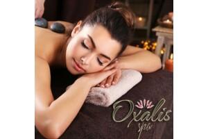 Oxalis Spa Club Sporium Bostancı'nın Uzman Terapistleri Tarafından Gerçekleştirilecek Kişi Başı 50 Dk Masaj Seçeneklerinden Biri ve Islak Alan Kullanımı