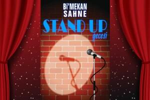 Her Cumartesi Bimekan Sahne 'Stand Up Gecesi Giriş Bileti