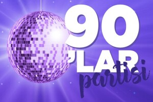 Her Cuma 90'lar Partisi Sanat Party Hall Giriş Bileti