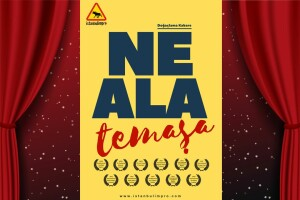 Doğaçlama Kabare 'Ne Ala Temaşa' Tiyatro Oyunu Bileti