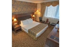 Rhiss Hotel Maltepe'nin Konforlu Odalarında 2 Kişilik Kahvaltı Dahil Konaklama