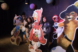 'Kırmızı Başlıklı Kaz' Çocuk Tiyatro Bileti