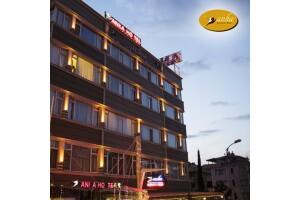 Anka Business Park Hotel'de 2 Kişi 1 Gece Kahvaltı Dahil Konaklama