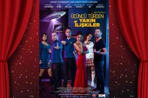 'Üçüncü Türden Yakın İlişkiler' Tiyatro Bileti