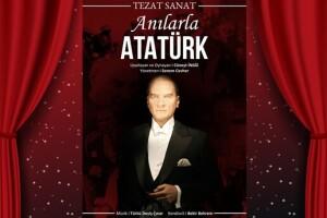 'Anılarla Atatürk' Tiyatro Oyunu Bileti
