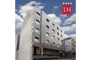 Dila Hotel Kadıköy'de Sevgililer Günü Dahil Çift Kişilik Kahvaltı Dahil Konaklama
