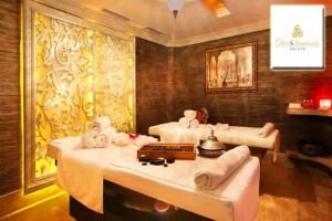 Daru Sultan Hotel Elam Spa'da Masaj Paketleri ve Spa Kullanımı