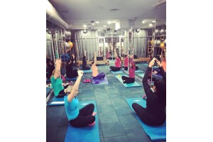 Fit Team Time Spor Merkezi'nden Bayanlara Özel 1 Aylık Fitness Üyeliği ya da Zumba veya Pilates Grup Dersi