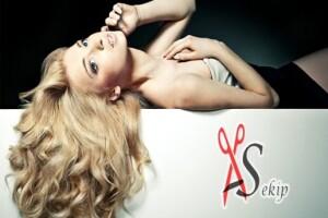 Bostancı As Ekip Kuaför'de Saçlarınıza Özel Bakımlar & Manikür - Pedikür Uygulamaları