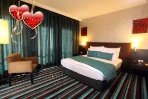 Notte Hotel'den 2 Kişi 1 Gece Kahvaltı Dahil Konaklama ve Spa Keyfi