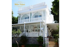 Büyükada White Palace Hotel'de Çift Kişilik Kahvaltı Dahil Konaklama Seçenekleri