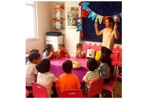 Çocuklar İçin Masal Saati Atölyesi Eğitimi