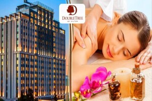 DoubleTree By Hilton Topkapı Rose Spa'da Gelin Hamamı Paketi