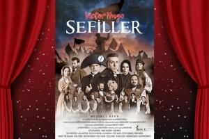 Victor Hugo'nun Büyük Eseri 'Sefiller' Müzikli Tiyatro Oyunu Bileti