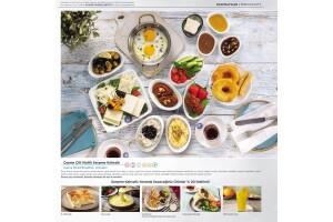 Alaçatı Muhallebicisi Pendik Marina'da Enfes Serpme Kahvaltı Keyfi