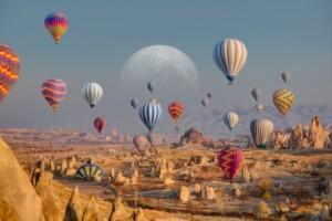 Emreli Turizm'den Hafta Sonlarına Özel Yarım Pansiyon Konaklamalı 1 Gece 2 Gün Kapadokya Turu