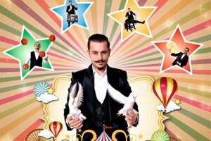 Sihirbaz ve Jonklör Show Bileti