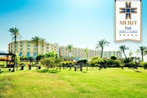 Kıbrıs Merit Park Hotel'de Uçak Bileti Dahil 2 - 5 Gece Ultra Herşey Dahil Tatil