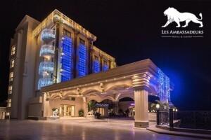 Kıbrıs Les Ambassadeurs Hotel & Casino'da Uçak Bileti Dahil 2 - 5 Gece Tam Pansiyon Plus Tatil