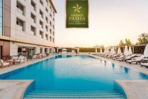 Kıbrıs Grand Pasha Hotel'de Uçak Bileti Dahil 2 - 5 Gece Yarım Pansiyon Tatil