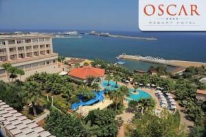Kıbrıs Oscar Resort Hotel'den Uçak Bileti Dahil 2 - 5 Gece Yarım Pansiyon Tatil Paketleri