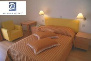 Kıbrıs Dorana Hotel'de Uçak Bileti Dahil 2 - 5 Gece Kahvaltı Dahil Tatil Paketleri