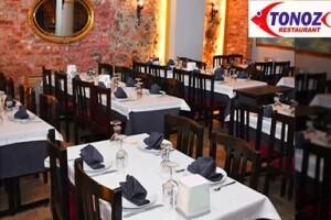 Kumkapı Tonoz Restaurant'ta Limitsiz Eğlence ve Fasıl Eşliğinde Yemek Menüsü