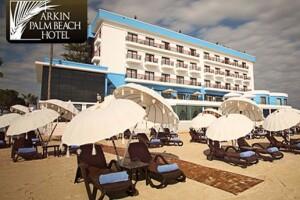 Kıbrıs Arkın Palm Beach Hotel'de Uçak Dahil Yarım Pansiyon Tatil Paketleri