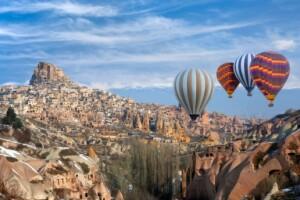 Her Hafta Kalkışlı 1 Gece 2 Gün Kapadokya Kültür Turu