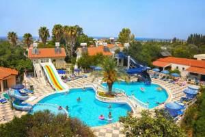 Kıbrıs Riverside Garden Resort'te Uçak Bileti Dahil 7 Gece Her Şey Dahil Tatil Paketi