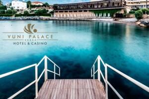Kıbrıs Vuni Palace Hotel'de Uçak Bileti Dahil Yarım Pansiyon 7 Gece Tatil Paketi