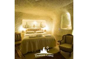Demisos Caves The Hotel Cappadocia'da Çift Kişilik Kahvaltı Dahil Konaklama Seçenekleri