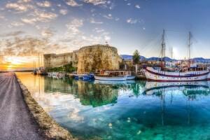 Ssc Tur'dan Pegasus Hava Yolları İle Yarım Pansiyon 3 Gece 4 Gün veya 4 Gece 5 Gün Yavru Vatan Kıbrıs Kültür Turu