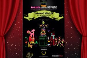 'Yaramaz Kediler' Çocuk Tiyatro Oyunu Bileti