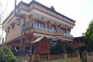 Villa Park Motel'de Çift Kişilik Kahvaltı Dahil Konaklama Seçenekleri