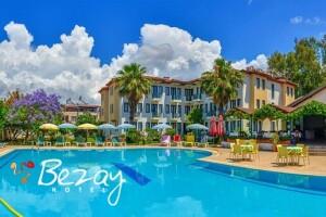 Fethiye Bezay Hotel'de Ulaşım & Herşey Dahil 4 - 5 - 7 Gece Tatil Paketleri