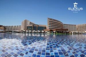 Kıbrıs Elexus Hotel'de Uçak Bileti Dahil Tam Pansiyon Plus 7 Gece Tatil Paketleri