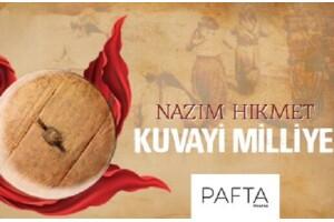 Nazım Hikmet'in Kaleminden Uyarlanan 'Kuvayi Milliye' Tiyatro Oyunu Bileti