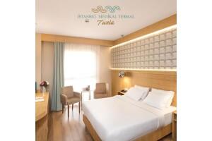 İstanbul Medikal Termal Otel'de Kahvaltı Dahil Konaklama