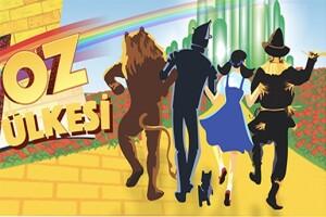 'Oz Ülkesi' Çocuk Tiyatro Oyunu Bileti