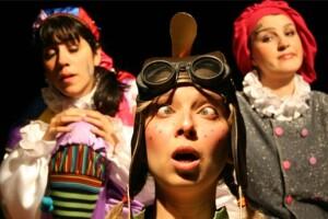 'Masal Makinesi' Çocuk Tiyatro Oyunu Bileti