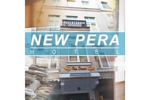 New Pera Hotel'de Konfor Dolu Çift Kişilik Konaklama