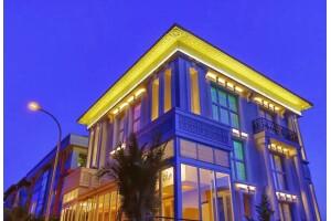 Elegance Asia Hotel Ataşehir'de Jakuzili Odalarda Kahvaltı Dahil Çift Kişilik Konaklama